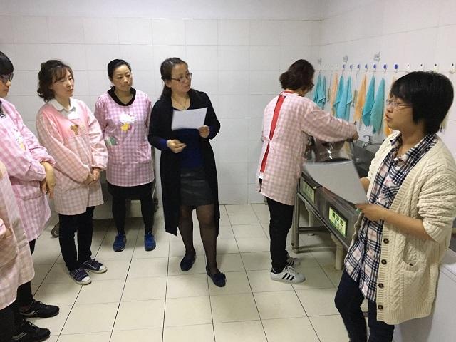 邬桥幼儿园:重技能勤练兵 提高保育工作质量
