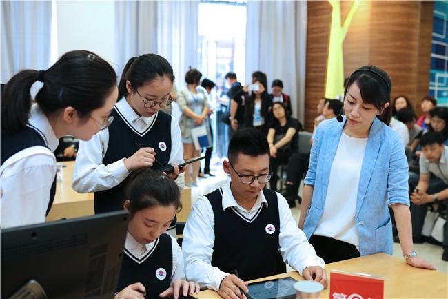[中职]上海市教程v教程牛排:信息技术引领学校商贸视频烤课堂图片
