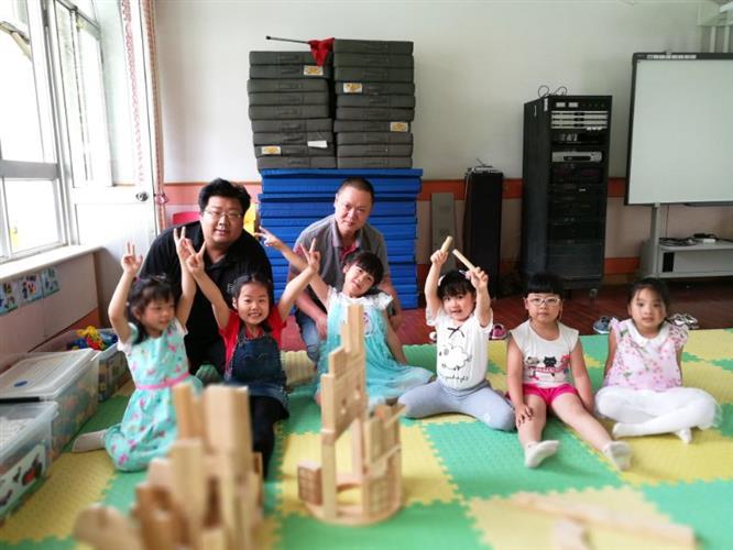 [杨浦] 国和一村幼儿园: 父爱如山 携手成长