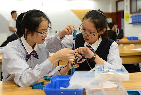 上海高中生研究性认证有了学习词典为9所高水高中英语平台图片