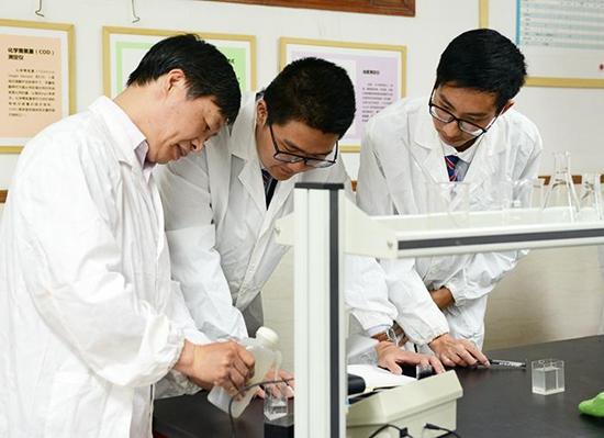 上海高中生研究性学习有了认证平台 为9所高水