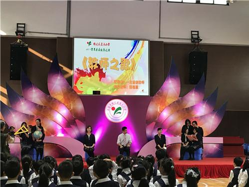 [徐汇]逸夫小学:一年级素质教育汇报演出