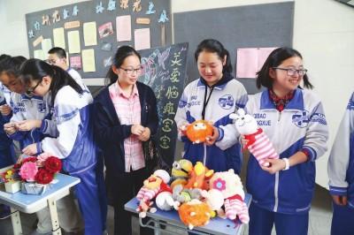 七十年上海市七宝中学探索代售研究型高中-教女高建设中生图片
