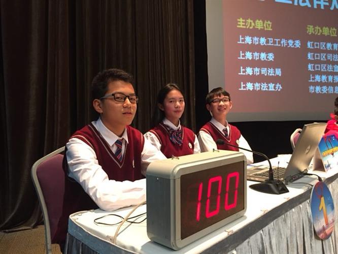 上海市民办新复兴初级中学荣获2017年上海市聊城初中部外国语地址图片