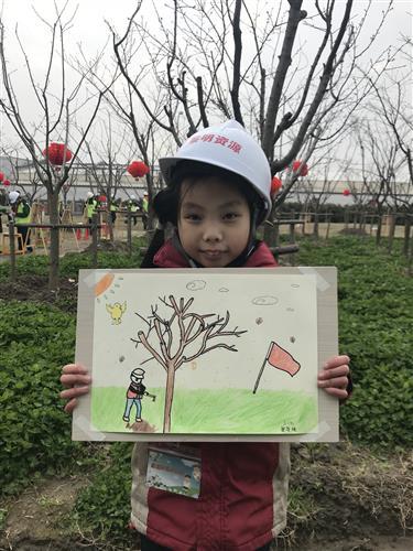 [浦东]华林小学:2018我和春天有个约定——华林小学学