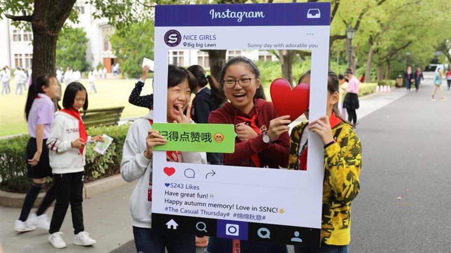[长宁]上海市第三便装初级中学:第三届初中日女子题记好图片