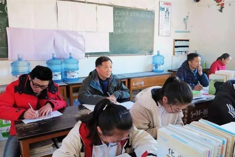 [浦东]杨思高级中学:手拉手共体会-走进鹤庆(一学农成长高中图片