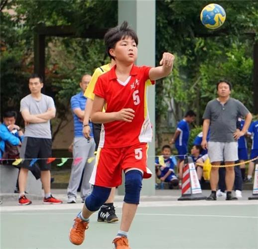 [长宁]建青实验小学:校小学部男子手球队画画2图片获得比赛学校
