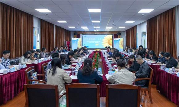 金山区接受上海市教委特殊教育三年行动计划(2018-2020年)终期评估-让阳光温暖每一位孩子