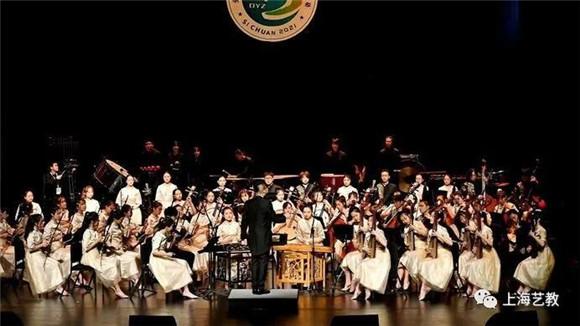 """全国展演拿下31个一等奖 上海代表团在展现高校美育""""大舞台""""上满载而归"""