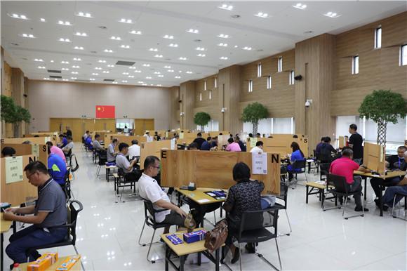 上海市第九届教工运动会桥牌比赛决出高校、普教组前八名