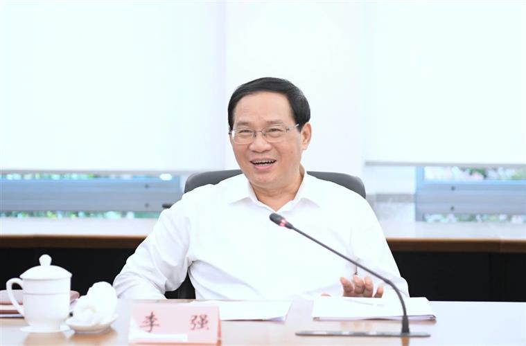 李强今天调研中欧国际工商学院,要求努力走在中外合作办学前列!