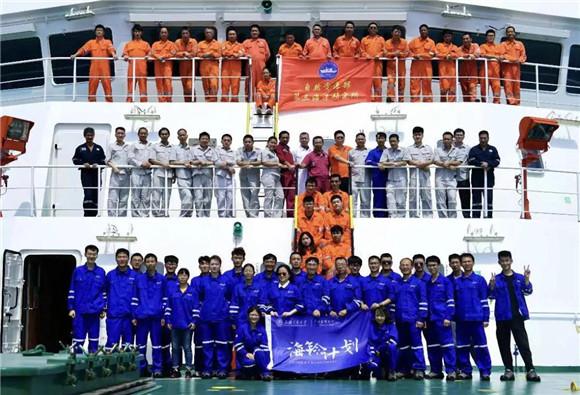 """探索建设我国首个深海中微子望远镜,上海交大领衔""""海铃计划""""首航告捷!"""