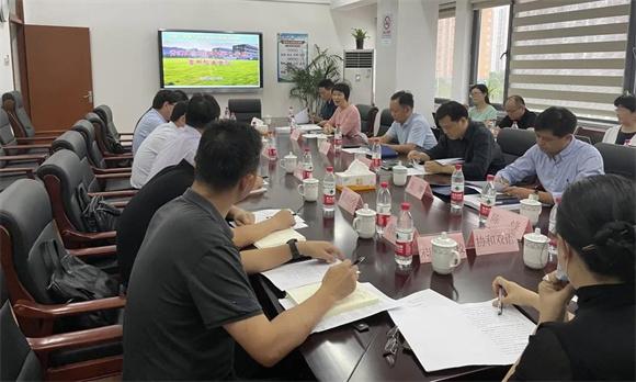 青浦区教育局召开2021学年第一学期高中校长工作会议